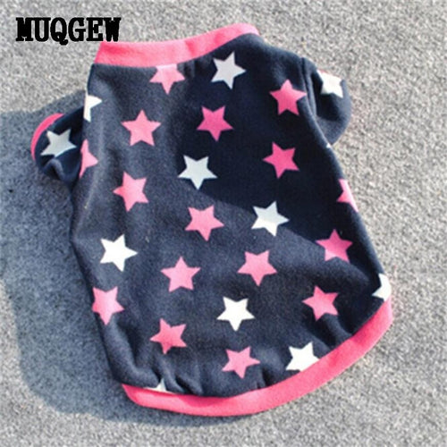 Small Dog or Cat Winter Vest/Soft Padded Vest roupa de cachorro