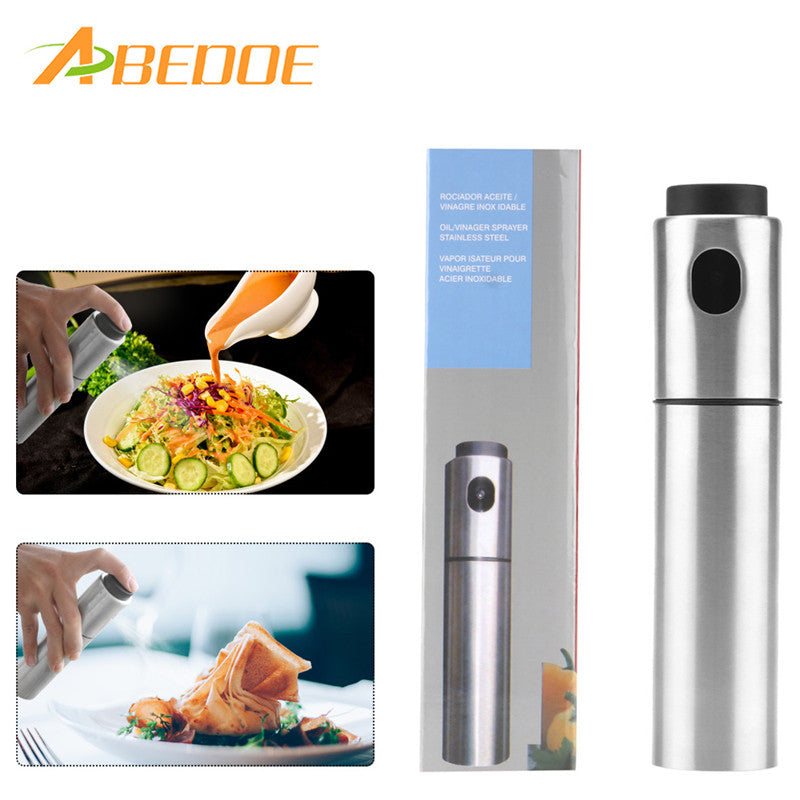 ABEDOE Oil Sprayer Kitchen Accessories Olive Pump Spray Bottle Oil Sprayer Pot Barbecue Cooking Tool Kitchen Gadgets Tools