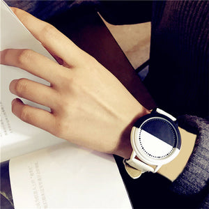 Waterproof LED Watch Men And Women Lovers Watch Smart Watch