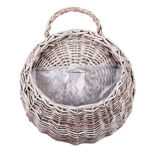 Wall Hanging Pot Planter Baskets with Home Garden and Wedding Decor