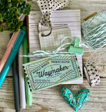 waymaker aqua ticket #TheAdoptShoppecard