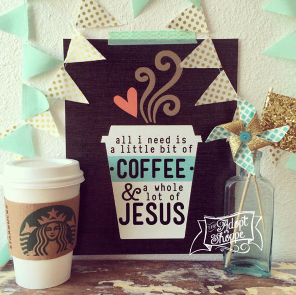 coffee & Jesus 5