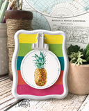 pineapple fruits of the Spirit #TheAdoptShoppecard (round)
