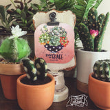 grow in grace succulent #TheAdoptShoppecard