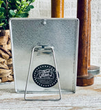 clip frame (galvanized metal) to be purchased with #TheAdoptShoppecards