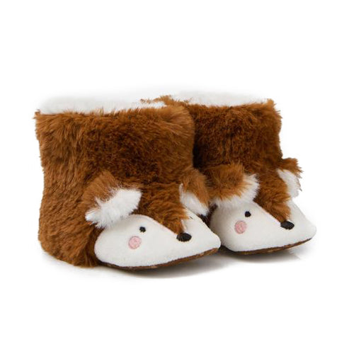 Joules Fox Slippers