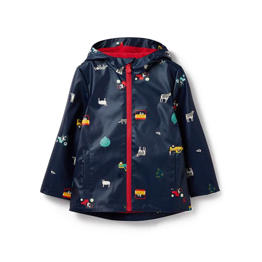 Joules Skipper Farmyard Coat