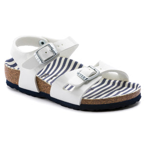 Birkenstock Rio Nautical Stripe