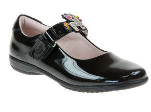 Lelli Kelly Bonnie Unicorn School Shoe