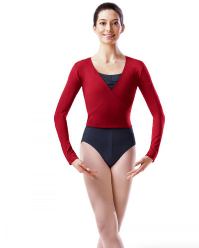 Bloch Red Cardigan