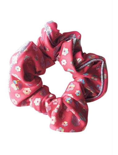 The Zone Poppy Hair Scrunchie