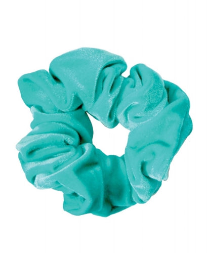 The Zone Smooth Velour Hair Scrunchie