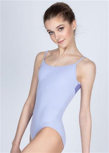 Grishko Lilac Leotard With Straps and Mesh