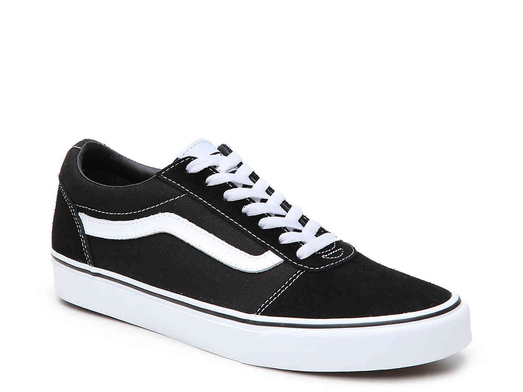 Vans Ward Black and White