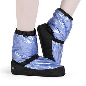 Bloch Metallic Warm Up Booties