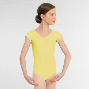 1st Position Cap Sleeved Leotard