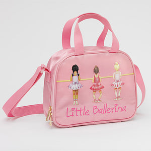 Little Ballerina Satin Bag