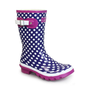 Lunar Spotty Wellies