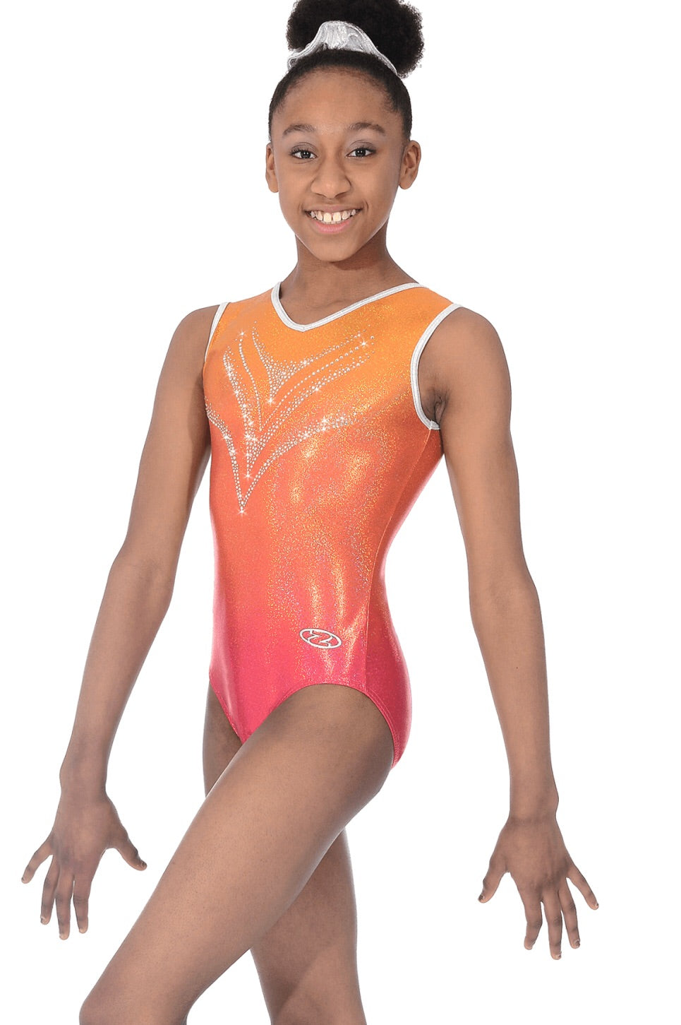 The Zone Savannah Gymnastics Leotard