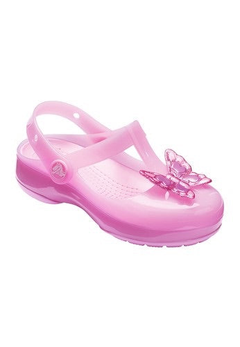 Crocs Isabella butterfly Clog