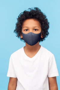 Bloch Child's Navy Face Mask