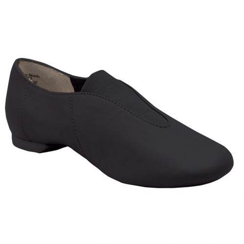Capezio Slip On Leather Jazz Shoe - TheShoeZoo