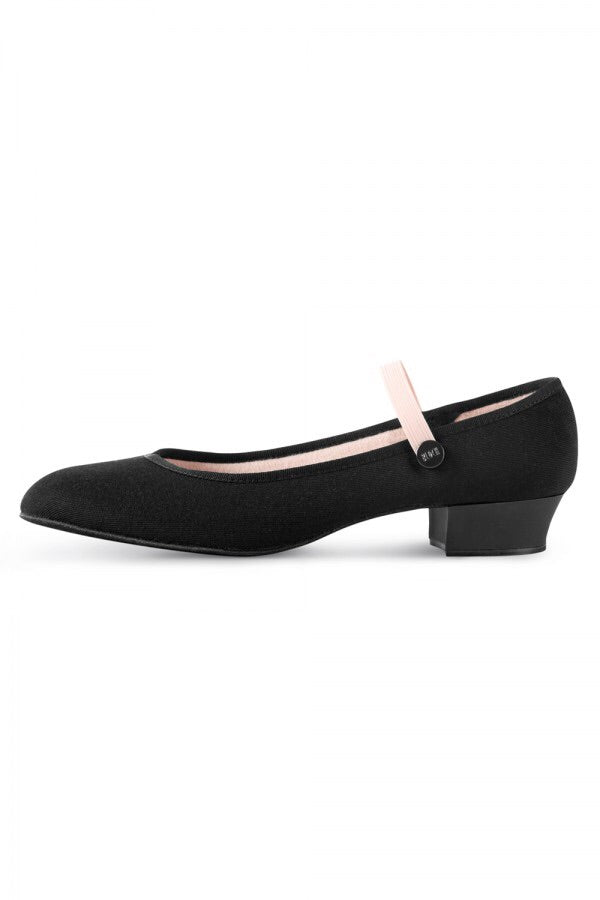 Bloch Accent Low Heel Character Shoe - TheShoeZoo