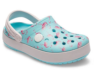 Crocs Kids Flamingo Crocband