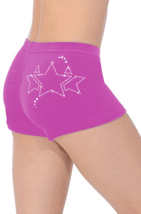 The Zone Galaxy Hipster Shorts