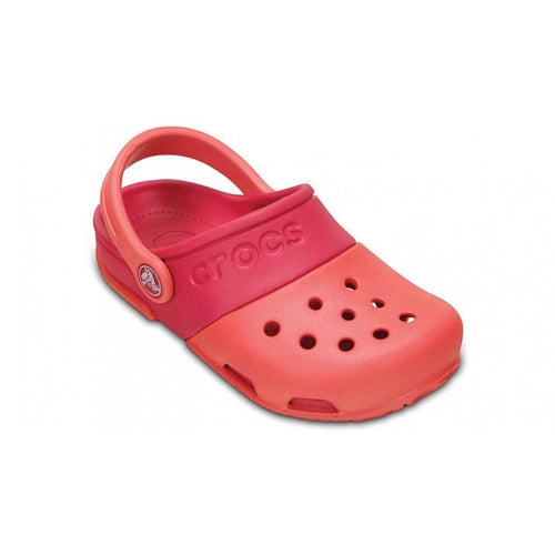 Crocs Girls Electro 2 Clog - TheShoeZoo