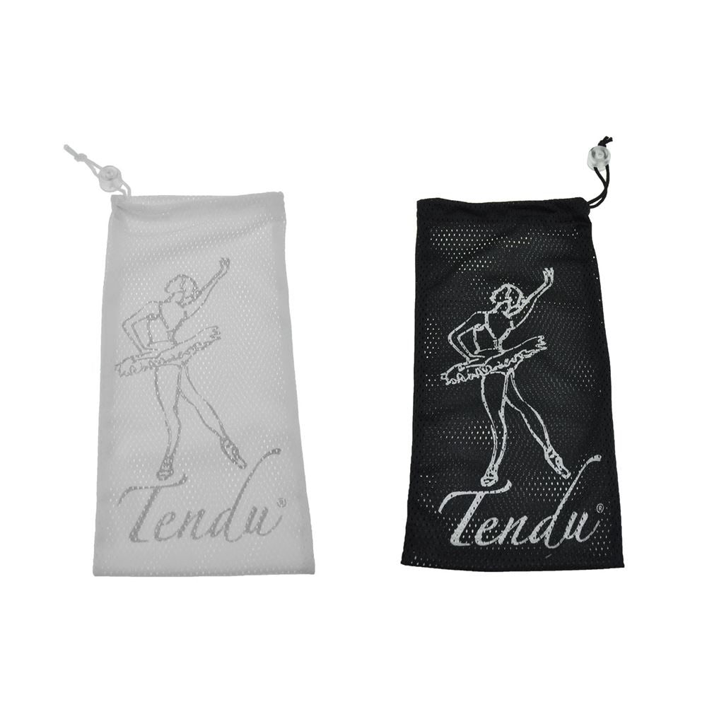 Tendu Pointe Shoe Drawstring Bag