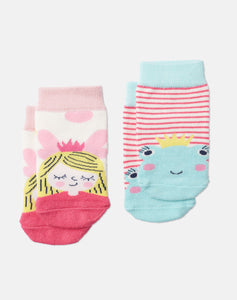 Joules Neat Feet Fairy Socks