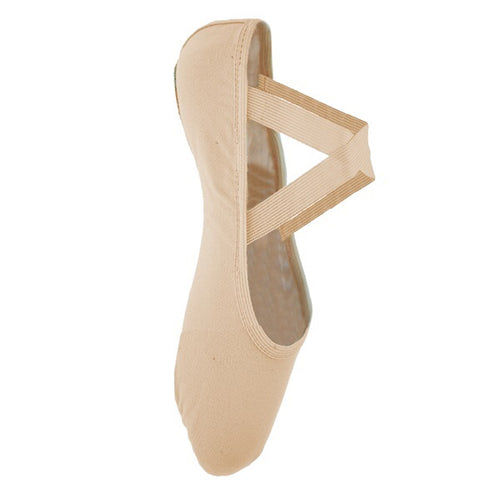 So Danca SD 120 Left and Right Canvas Split Sole Ballet Shoes