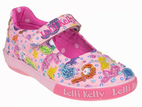 Lelli Kelly Mermaid Pink Fantasy - TheShoeZoo