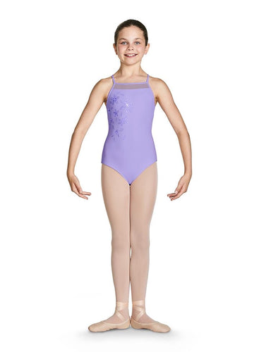 Bloch Girls Camisole Leotard