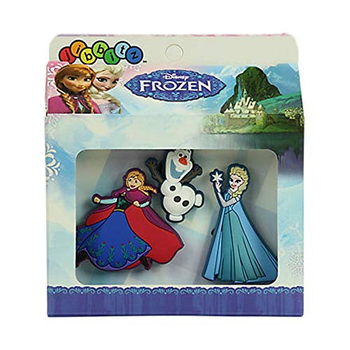 Disney Frozen Jibbitz 3 Pack