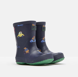 Joules Baby Animals Wellies