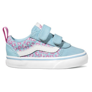 Vans Ward Dream Blue Cheetah