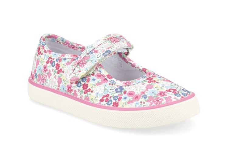Start Rite Blossom Pink Floral