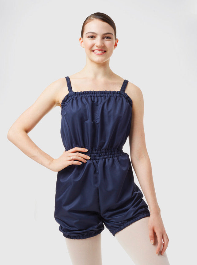 Black Gaynor Minden Microtech Romper