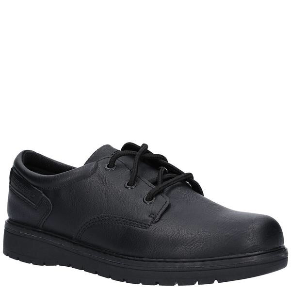 Skechers Gravlen Lace Up School Shoe