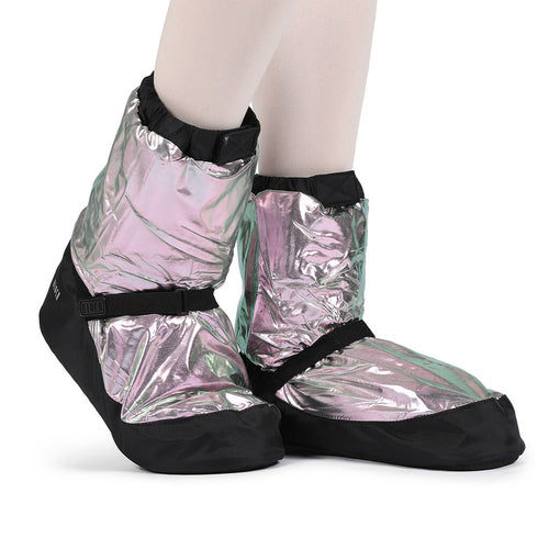 Bloch Metallic Warm Up Bootie