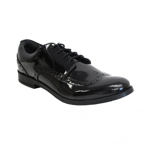 Start Rite Patent Brogue Pri