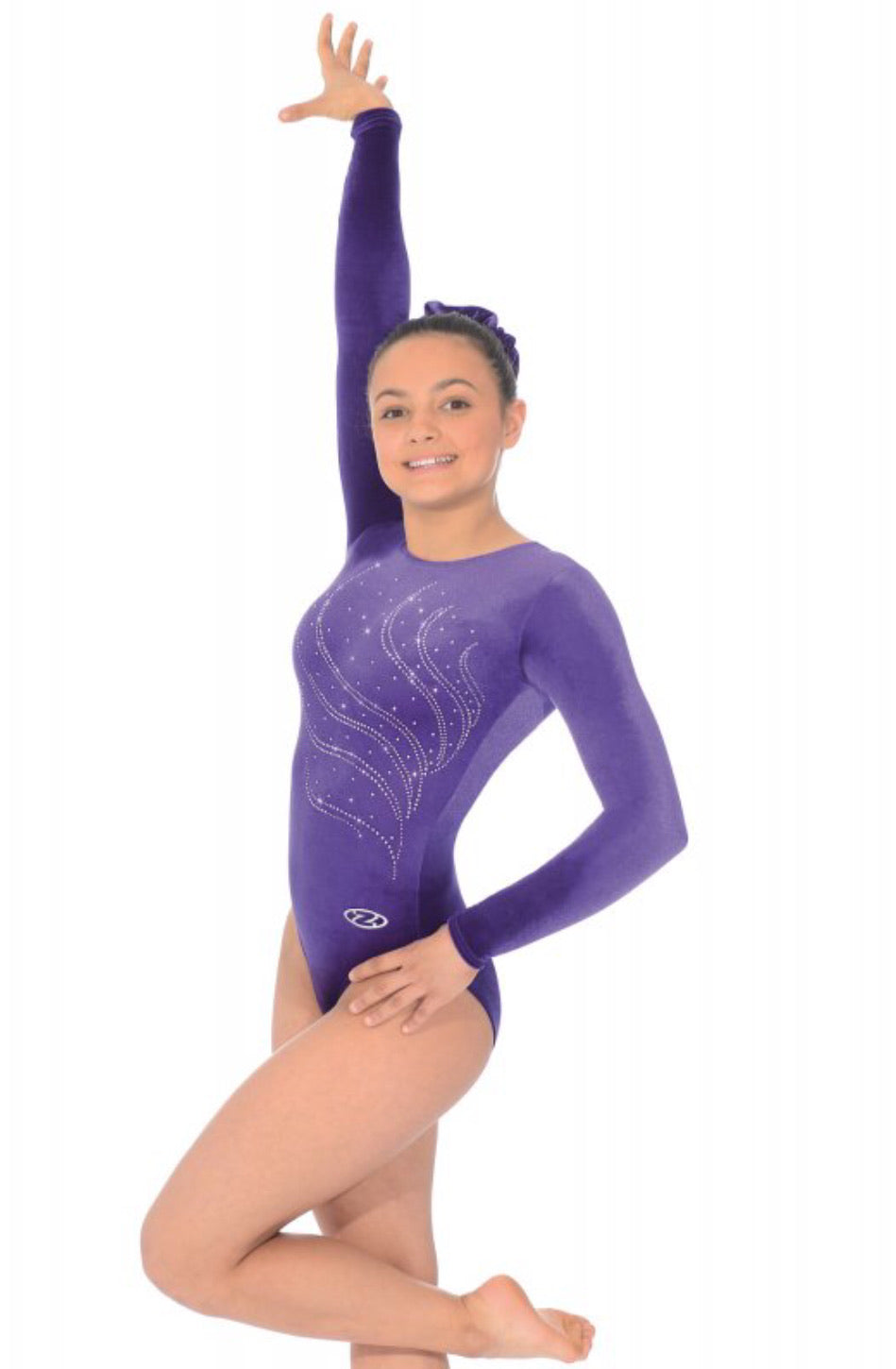 The Zone Tiara Leotard