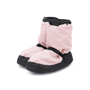 Bloch Pink Warm-Up Booties - TheShoeZoo