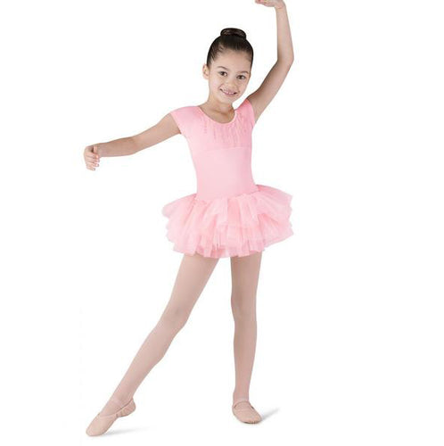 Bloch Sequin Heart Back Tutu - TheShoeZoo
