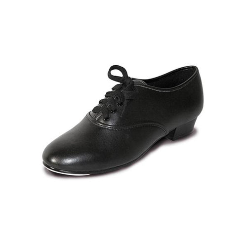 Roch Valley Boys Black Oxford Tap Shoes