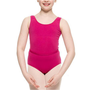 Freed of London Girl's RAD Plain Front Sleeveless Leotard - TheShoeZoo
