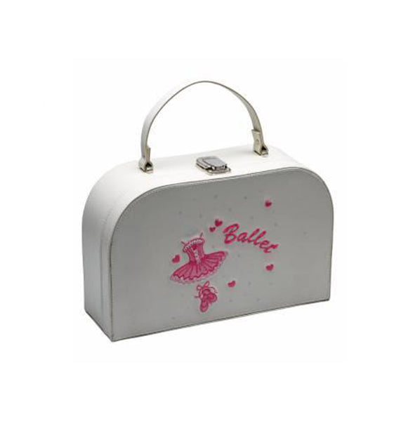 Katz Ballet Carry Vanity Case - TheShoeZoo