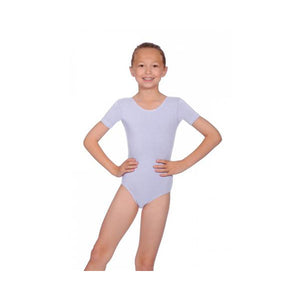 Roch Valley Lilac Short Sleeved Regulation Leotard